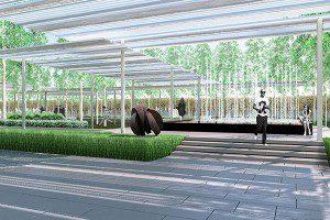 Noble-Ploenchit-Bangkok-condo-for-sale-garden-2